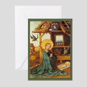 The Adoration Christmas Cards (Pk of 20)