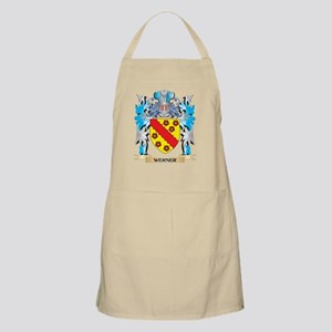 Werner Coat of Arms - Family Crest Apron