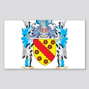 Werner Coat of Arms - Family Crest Sticker