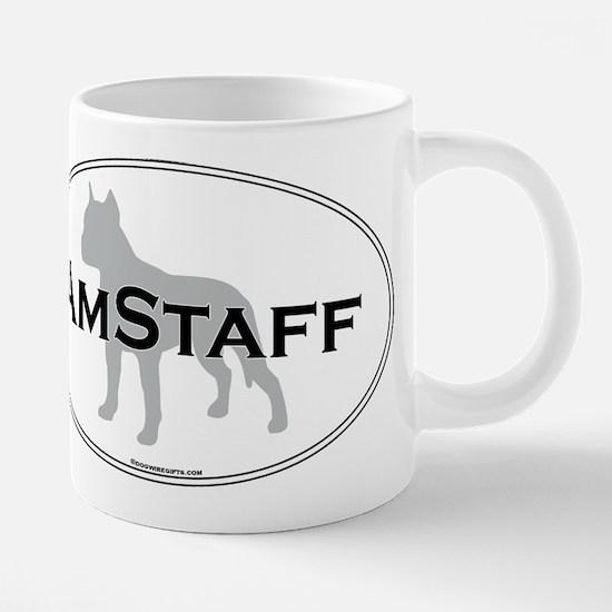 Am Staff Terrier Mugs