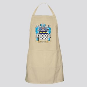 Weston Coat of Arms - Family Crest Apron