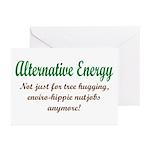 Alt Energy Greeting Cards (Pk of 10)