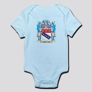 Whelan Coat of Arms - Family Crest Body Suit