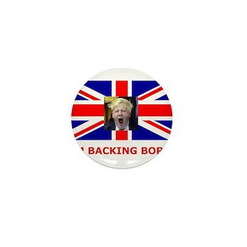 I'M BACKING BORIS Mini Button (10 pack)
