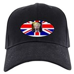 I'M BACKING BORIS Black Cap