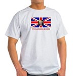 I'M BACKING BORIS Light T-Shirt