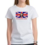 I'M BACKING BORIS Women's T-Shirt