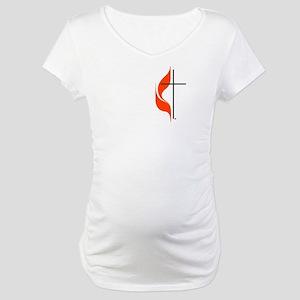 umlogo_Cards Maternity T-Shirt