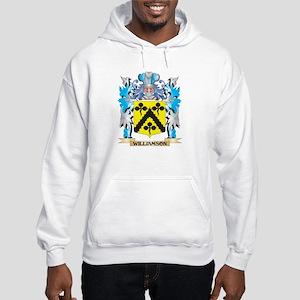 Williamson Coat of Arms - Family Hooded Sweatshirt