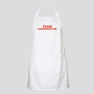 Team Kindergarten BBQ Apron