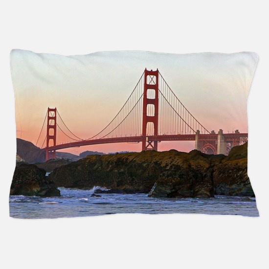 Cute San francisco Pillow Case