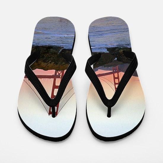 Unique Traveling Flip Flops