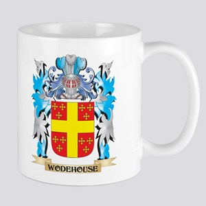 Wodehouse Coat of Arms - Family Crest Mugs