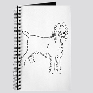Spinone Italiano Sketch Journal