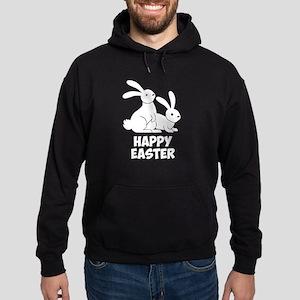 Happy Easter Bunnies Hoodie