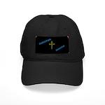 Christian Minister Hat Black Cap