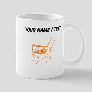 Custom Slapshot Mugs