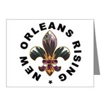 New Orleans Rising : Note Cards (Pk of 20)