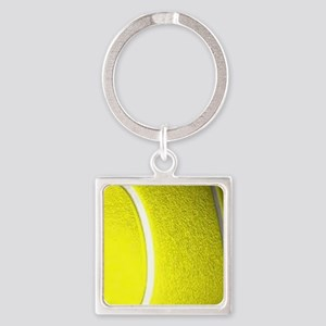 Tennis Ball Keychains