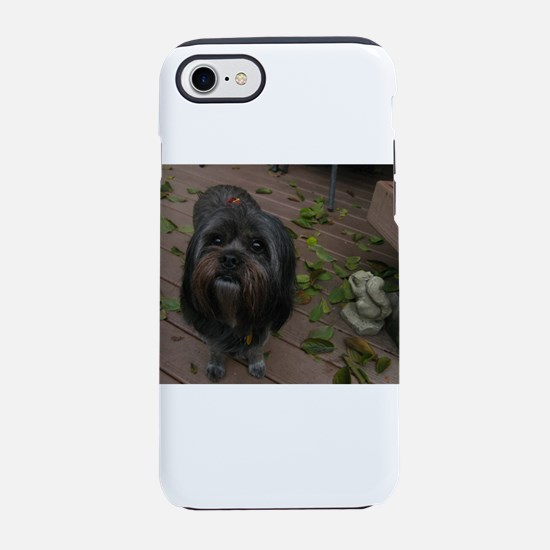 Kona the rescue dog iPhone 7 Tough Case