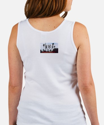 Women's Dinkler's Hardware Mad, Mad World Tank Top