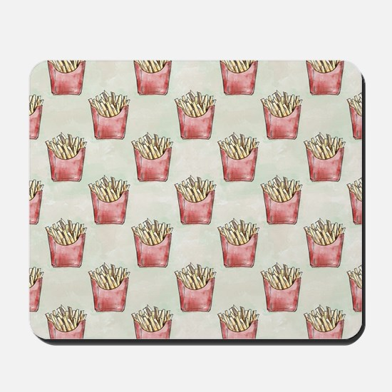 Extra Fries Mousepad