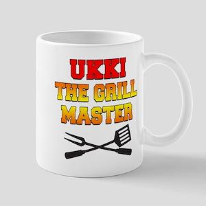 Ukki The Grill Master Drinkware Mugs