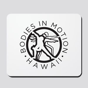 Bodies In Motion Mousepad