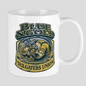 Blue and Gold Tailgaters Union Mugs