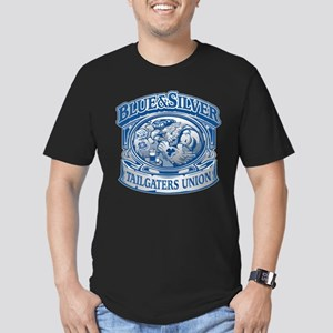 Blue and Silver Tailgaters Union T-Shirt