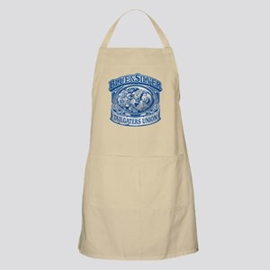 Blue and Silver Tailgaters Union Apron