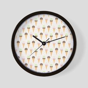 Extra Sprinkles Wall Clock