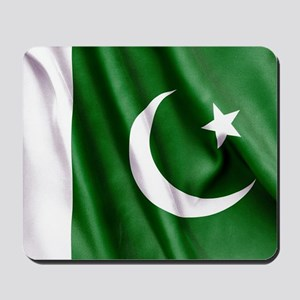 Pakistan Flag Mousepad