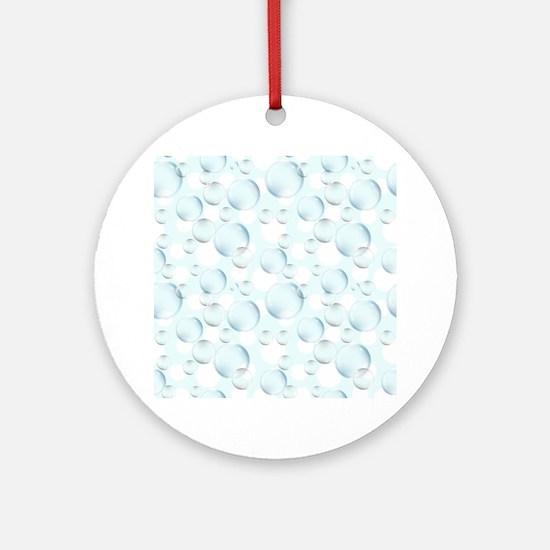 Bubble Sphere Ornament (Round)