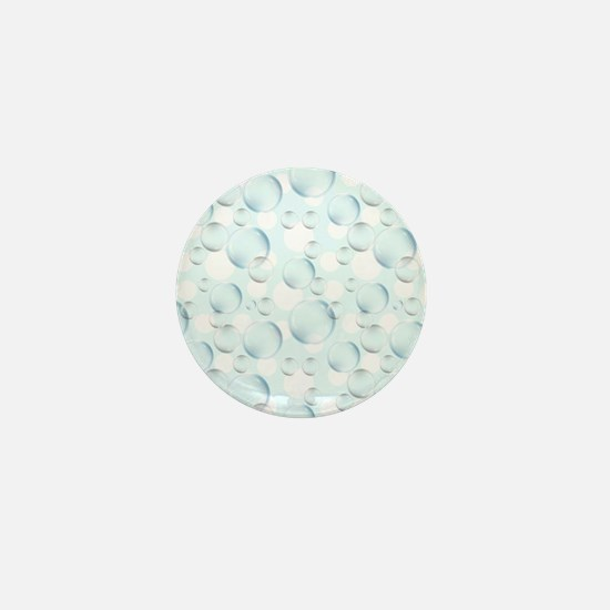 Bubble Sphere Mini Button