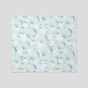 Bubble Sphere Throw Blanket