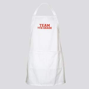 Team 7th Grade BBQ Apron