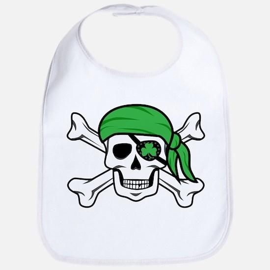 Irish Pirate Bib