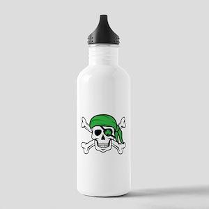 Irish Pirate Stainless Water Bottle 1.0L
