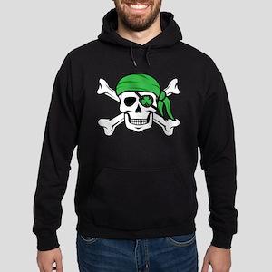 Irish Pirate Hoodie (dark)