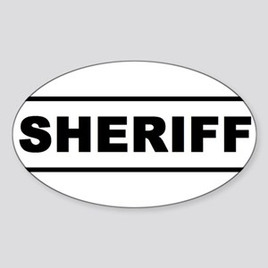 sheriff_logo Sticker