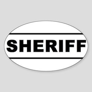sheriff_logo Sticker