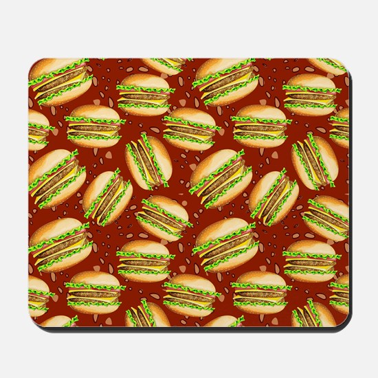Burgers Baby Mousepad