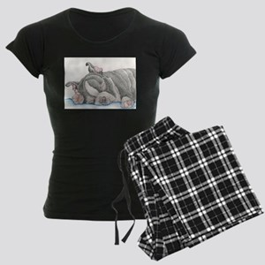 Boston Terrier Puppy Dog pajamas