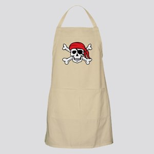 Jolly Roger Pirate Apron