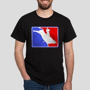 Bull Rider (Major League) Dark T-Shirt