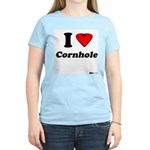 I Love Cornhole - Perspective Women's Light T-Shir