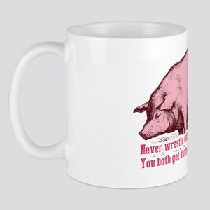 The Pigs Rule Mug