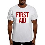 First Aid (red) Light T-Shirt