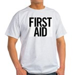 First Aid (Black) Light T-Shirt